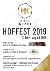 HK - HOffest 2019 Plakat